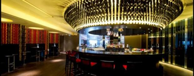Aqua Spirit bar in London