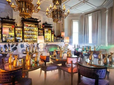 Artesian Bar at the Langham Hotel in London