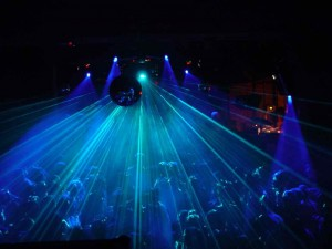 Fabric Club in London