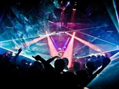 Fabric Night Club in London