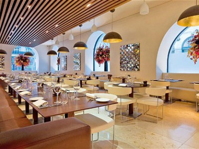 Cucina Asellina at the ME London Hotel