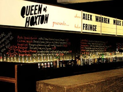 Queen of Hoxton London