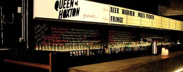 Queen of Hoxton London