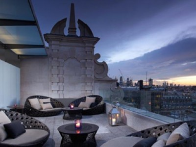 Radio Rooftop Bar London
