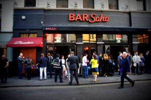 Bar Soho London