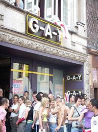 G-A-Y Bar London
