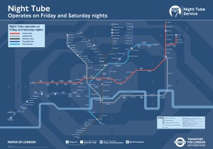 London Night Tube