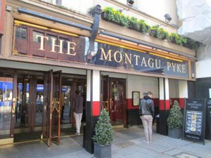 The Montagu Pyke London