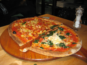 Italian Pizza Connection London