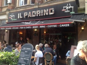 Il Padrino - London's Worst Restaurants