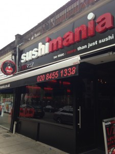 Sushi Mania - London's Worst Restaurants