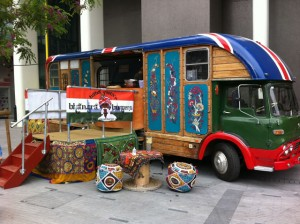 London Food Trucks How to Save up on Your Stay in London