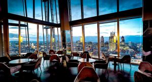 Gong in The Shard London Sky Bars and Restaurants