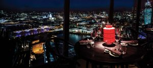 Hutong The Shard London Sky Bars and Restaurants