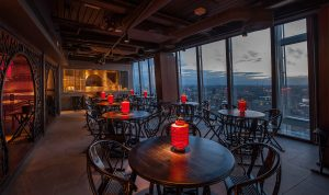 Hutong at The Shard London
