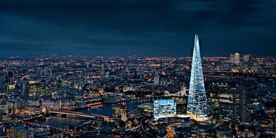London Sky Bars and Restaurants