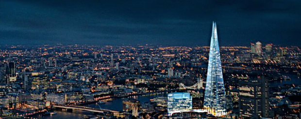 London Sky Bars and Restaurants