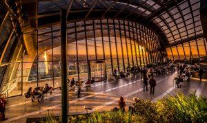 Sky Gardens London