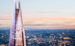 The Shard, Shangri-La Hotel London