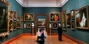 Inside London's National Gallery